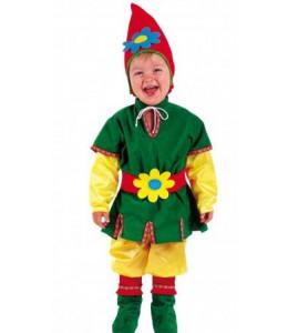 Disfraz de Gnomo Bebe