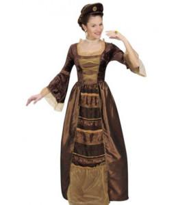 Disfraz de Baronesa Barroca