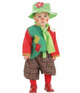 Disfraz de Circo Mendigo Bebe