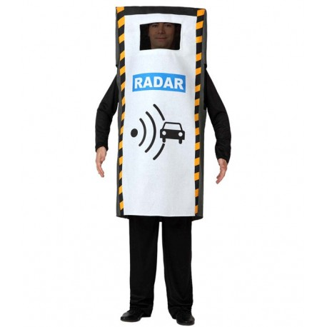 Disfraz de Radar