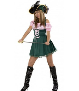 Disfraz de Dama Pirata