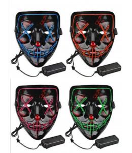 Mascara Led Purga Colores Surtidos