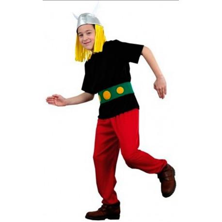 Disfraz de Galo Asterix Infantil