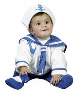 Disfraz de Marinero Bebe
