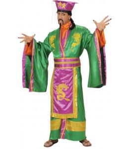 Disfraz de Emperador Fumanchu