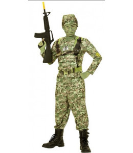 Disfraz de Militar inf.