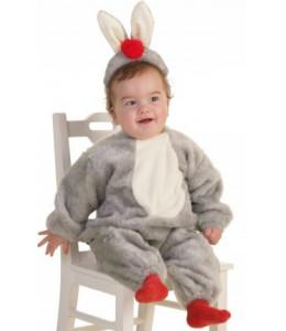 Disfraz de Conejito peluche Bebe