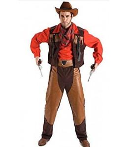 Disfraz de Vaquero Rojo