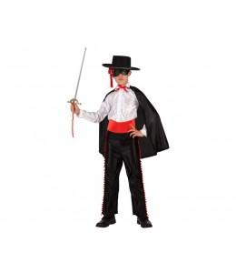 Disfraz de el Zorro Infantil