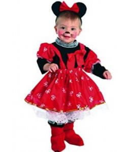 Disfraz de Ratita Minie Bebe