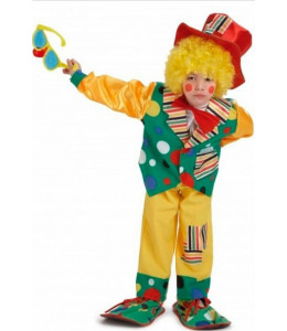 Disfraz de Payaso Topos Infantil