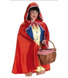 Disfraz de Capa Caperucita