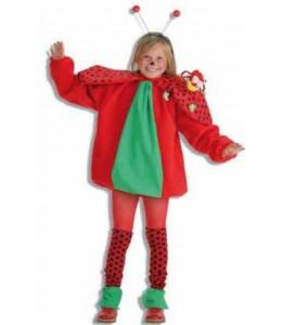 Disfraz De Bichita Infantil