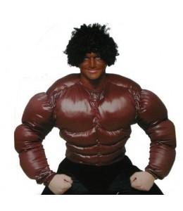 Camisa Musculos Negra