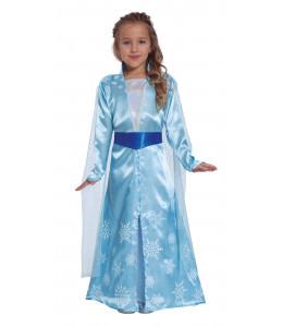 Disfraz de Princesa de HIelo