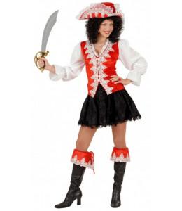 Disfraz de Piratesa Real