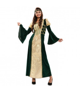 Disfraz de Dama Medieval