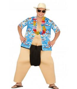 Disfraz de Turista Gordo