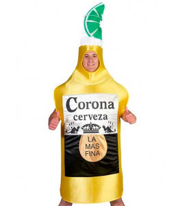 Disfraz de Cerveza Corona
