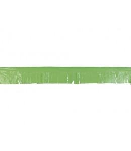 Guirnalda de Flecos de Plastico Verde
