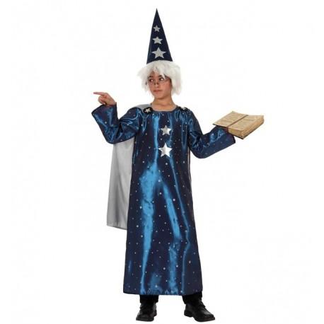 Disfraz de Mago Merlin Infantil