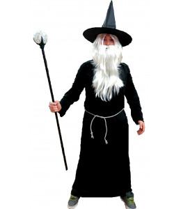 Disfraz de Hechicero Negro