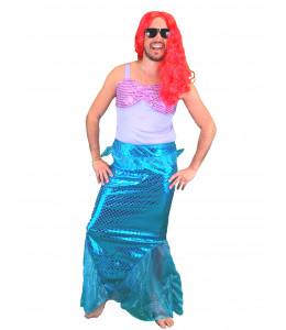 Disfraz de Sirena Hombre