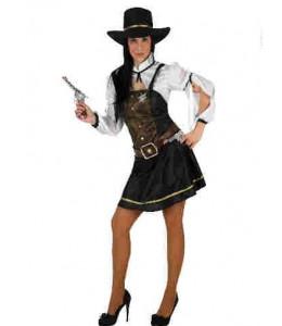Disfra de Sheriff Mujer