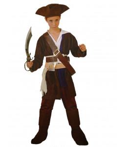 Disfraz de Pirata del Caribe Infantil