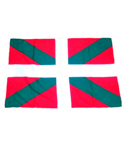 Bandera Ikurriña Mediana