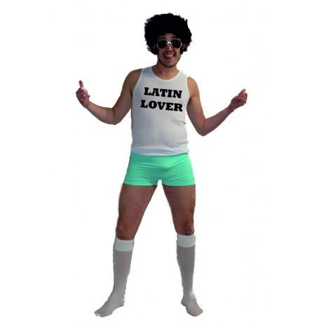 Disfraz de Latin Lover