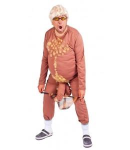 Disfraz de Nudista hombre