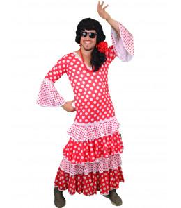 Disfraz de Sevillana Hombre La Triana