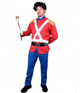 Disfraz de Principe Cuento Rojo