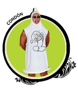 Disfraz de Condon
