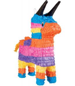 Piñata Burro Colores