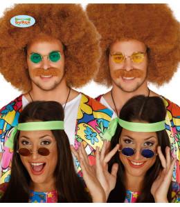 gafas hippie pequeñas