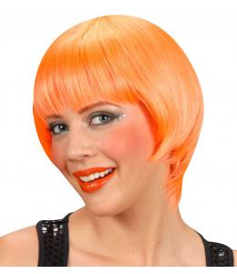 Peluca Rave Naranja