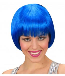 Peluca Rave Azul