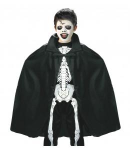 Capa Negra Infantil 90 cm