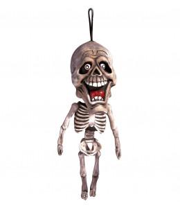 Esqueleto Colgante de Goma