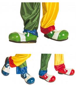 Zapato Payaso Verde