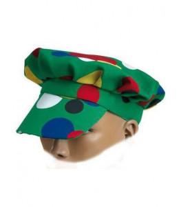 Gorra de Payaso de Tela