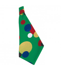 Corbata Grande Verde