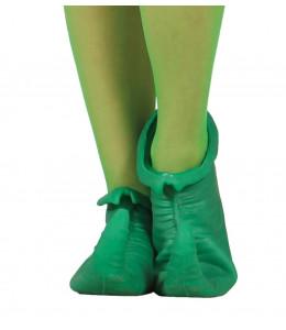 Zapatos de Elfo de Latex