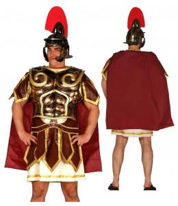Coraza de Romano con Capa