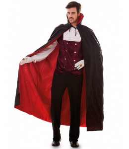 Capa Reversible Vampiro