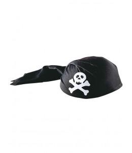 Casquete Pirata Calavera Infantil