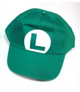 Gorra Fontanero Luigi