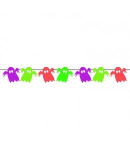 Guirnalda Neon Fantasmas